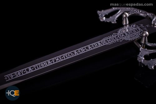 OTRA Espada Tizona de plata del Cid Campeador (copia)