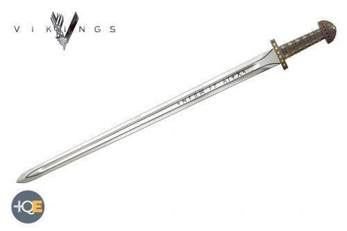 MQE - Espada Rey Ragnar - Vikings