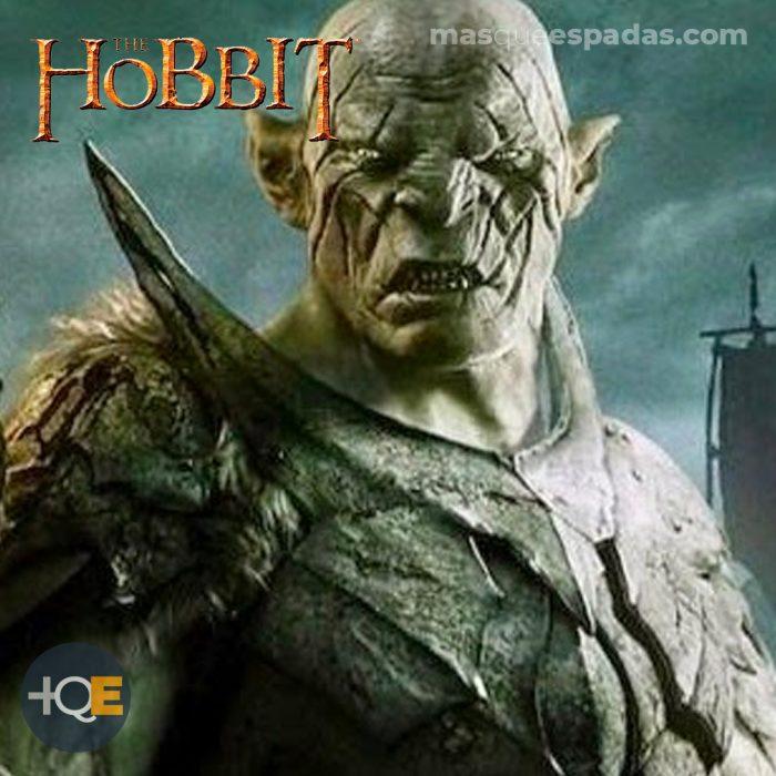 Buste Azog Le Profanateur 1.1 The Hobbit - Page 3 MQE-UC3015-D-Maza_Azog-SenorAnillos-700x700