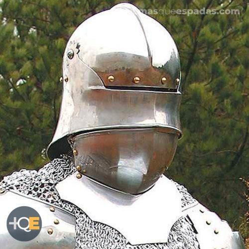 МЗЕ - Немецкий готический шлем||МЗЕ - Немецкий готический шлем