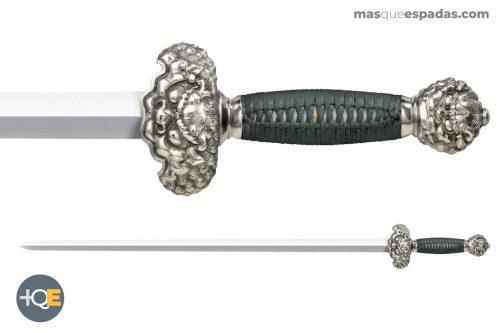 MQE - Espada Jade Lion