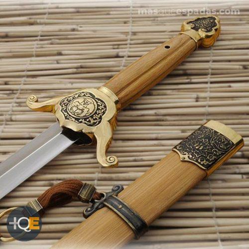 Espada Shaolin Jian