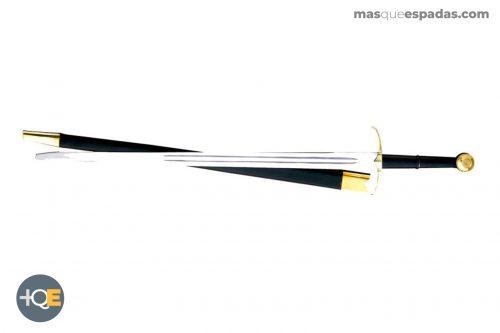 MQE - Espada Combate dos manos
