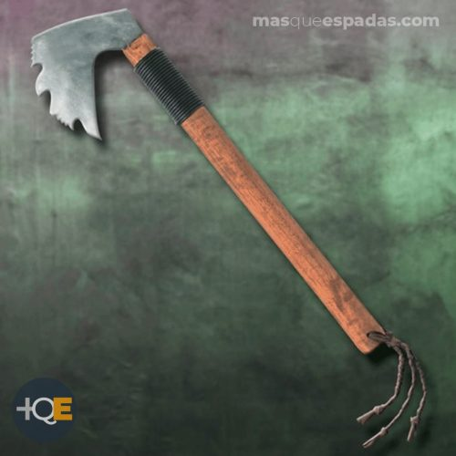 MQE - Hacha Orc Fantasy