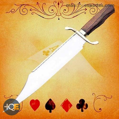 МЗЕ - Примитивный нож Боуи