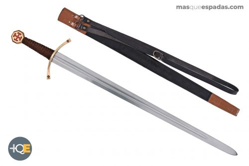MQE - Templar Sword with Sheath