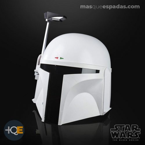 MQE - Casco Electrónico Boba Fett - Black Series (Prototype Armour) - Star Wars